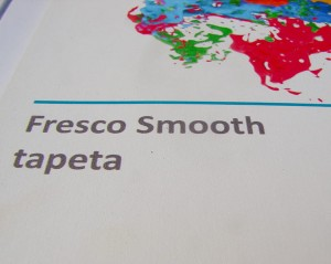 Tapeta papierowa Fresco Smooth gładka do druku (rolka)