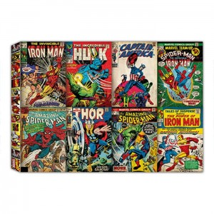 Canvas Marvel Front Collection 70-447