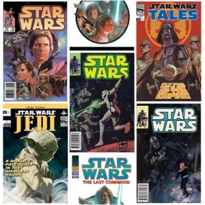 Tapeta Star Wars  Poster Fronts 70-454 - 10 mb